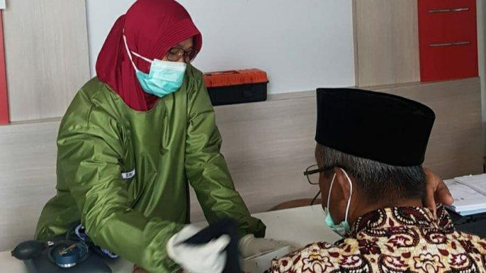 Santri Gayeng Nusantara Bikin Gerakan Donorkan Plasma Konvalesen di Banjarnegara