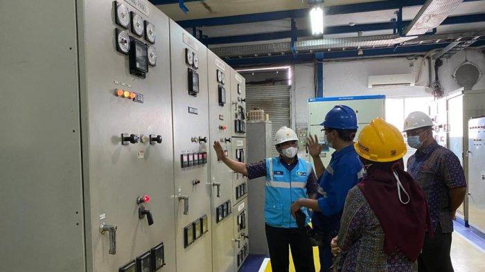 PLN Jaga Keandalan Listrik Pabrik Oksigen di Jateng dan DIY