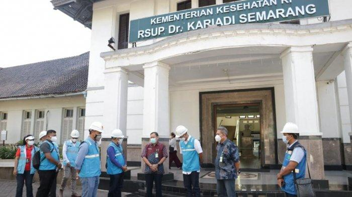 PLN Siagakan 3.940 Personel Jaga Keandalan Listrik Rumah Sakit di Jateng-Yogyakarta