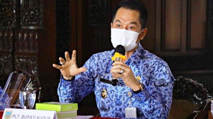 Kasus Korupsi Tamzil Inkrah, Hartopo Segera Dilantik Jadi Bupati Kudus