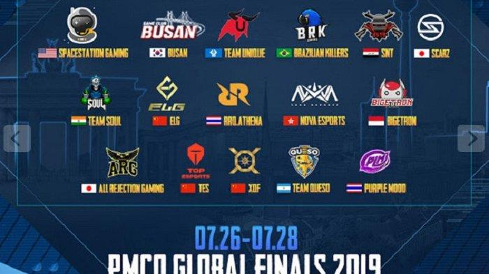 Jadwal Final Global PUBG Mobile Club Open 2019, Tonton Bigetron Esport Berlaga di Berlin