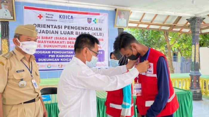 Tim Sibat Sidakaton Tegal Ikuti Orientasi Pengendalian KLB, Iman: Utamanya Penanganan Covid-19.