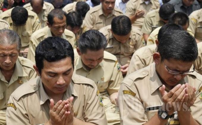 KABAR TERBARU! Kapan THR PNS, TNI-Polri dan Pensiunan Tahun Ini Cair? Inilah Bocorannya