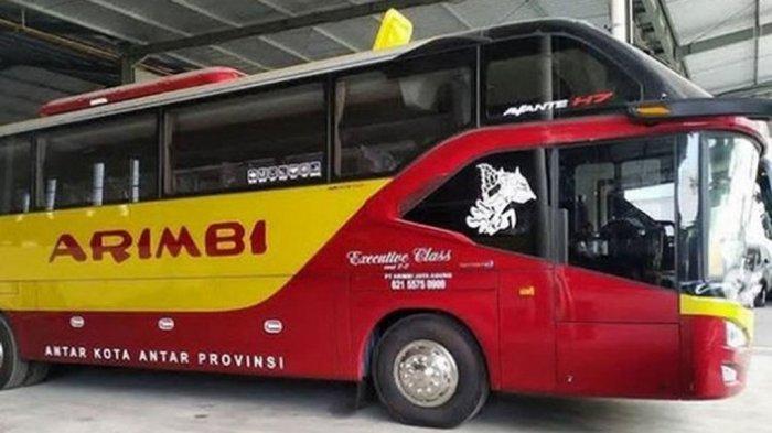 PO Bus Arimbi Tetap Ngaspal, Siapkan Sopir yang Berani Lawan Petugas Gara-gara Larangan Mudik