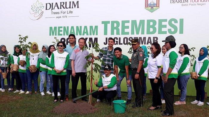 Djarum Foundation Tuntaskan Penanaman Trembesi 261 km Sepanjang Joglosemar