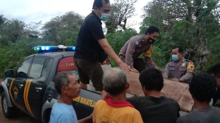 Pamit Mencari Sisa Panen Padi, Petani di Bukateja Purbalingga Ditemukan Tewas di Saluran Irigasi