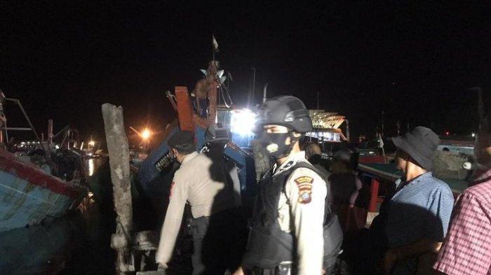 Innalillahi Wa Innailaihi Rojiun, Kecelakaan Kapal KMP Wira Glory Vs Sinar Mas Jaya, 1 Tewas
