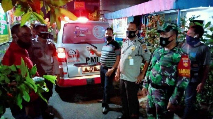 PK Satpam Mal Semarang Coba Hilangkan Nyawa Pakai Cairan Tiner, Berakhir Begini