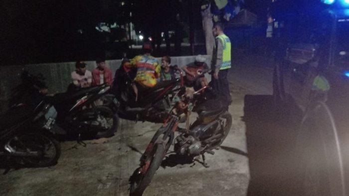7 Remaja Pesta Tuak di Ruko Kosong di Purbalingga, 1 di Antaranya Wanita