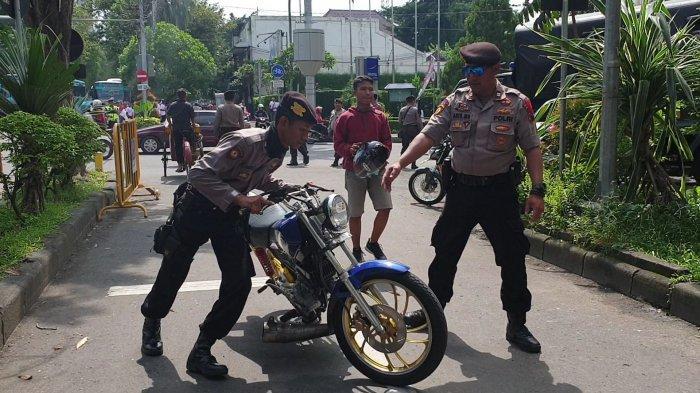 Hotline Semarang : Tindak Tegas Motor Knalpot Brong