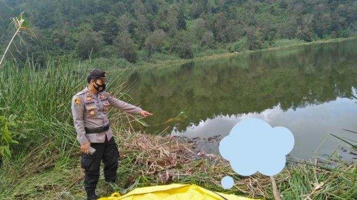Pemancing Kaget Lihat Mayat Pria Mengapung di Telaga Pengilon Dieng Wonosobo