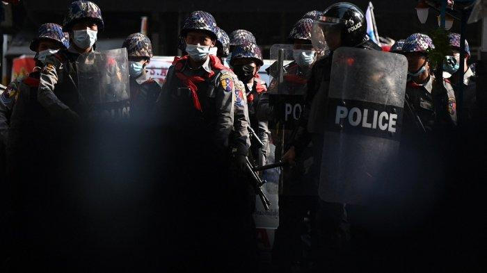 Sejumlah Kelompok Bergabung Menentang Kekerasan Junta Militer Myanmar