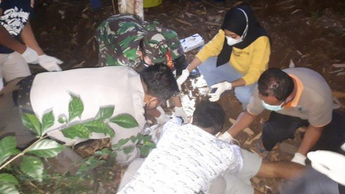 Warga Purbalingga Meninggal di Kebun, Polisi Lakukan Pemeriksaan TKP