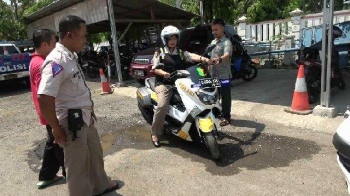 Dokkes Polres Brebes Bikin Terobosan Ambulans Motor untuk Jangkau Medan Sulit