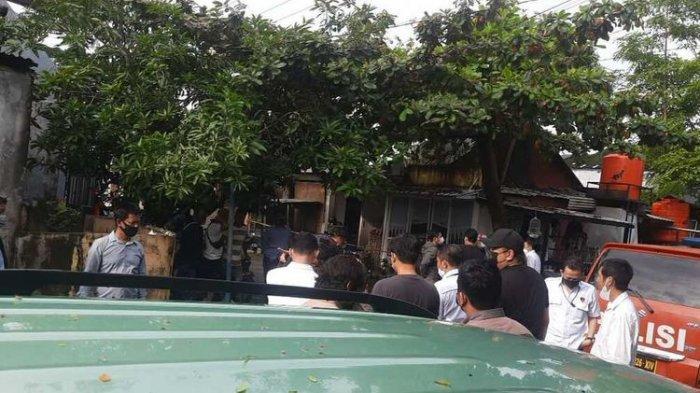 Densus 88 Tembak Mati 2 Terduga Teroris JAD saat Penangkapan di Makassar