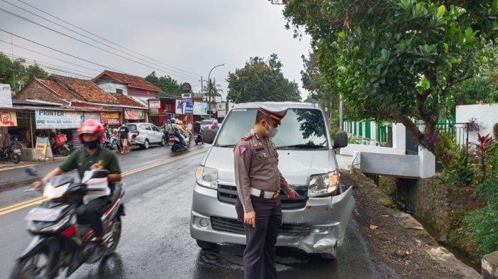 4 Kendaraan Terlibat Kecelakaan di Sokaraja Banyumas, Begini Nasib Pengemudi