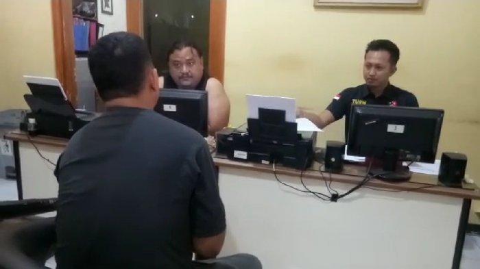 Kuli Bangunan Ini Akhirnya Tertangkap Polisi, Pelaku Dugaan Penggelapan Mobil di Brebes