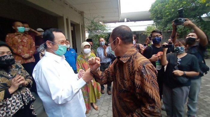 Tangis Haru Rudy Melihat Gibran dan Achmad Purnomo Akhirnya Bertemu: Anggapan Masyarakat Tidak Benar