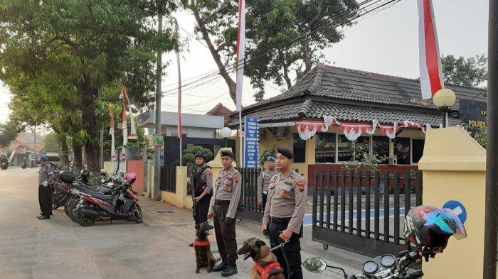 Di Polda Jateng Tak Ada Penambahan Pengamanan, di Polres Batang Bahkan Siagakan K9 dan