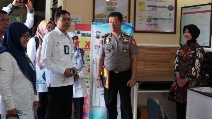Polres Batang Tingkatkan Pelayanan, Siap Menuju Wilayah Bebas Korupsi (WBK)