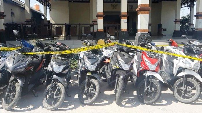 Ini 41 Sepeda Motor Curian yang Diamankan Polres Demak, Kasatreskrim: Yang Kehilangan Silakan Ambil