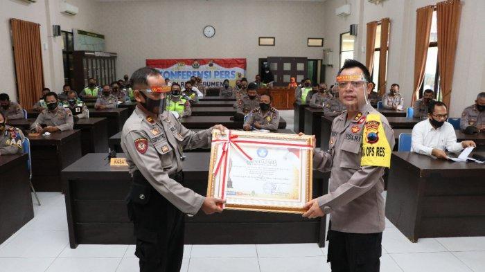 Sederet Prestasi Polres Kebumen Selama Dipimpin AKBP Rudy Cahya Kurniawan
