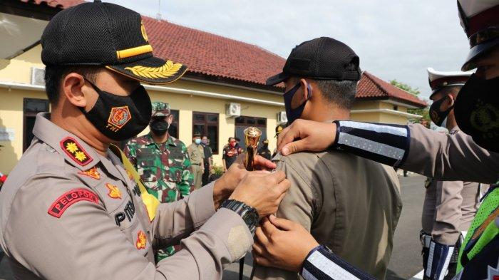 221 Polisi Disiagakan Amankan Perayaan Natal dan Tahun Baru di Kebumen