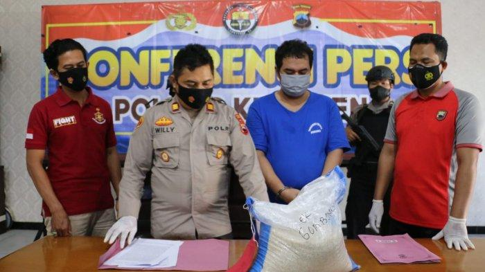 Berita Kriminal Jateng Hari Ini : Hamid Ngaku Tertabrak lalu Curi Tas Warga Sumberlawang