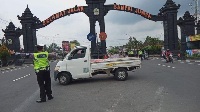 Pos Penyekatan Mudik di Perbatasan Jateng-DIY Sudah Ditiadakan, Kini Fokus Pantau Arus