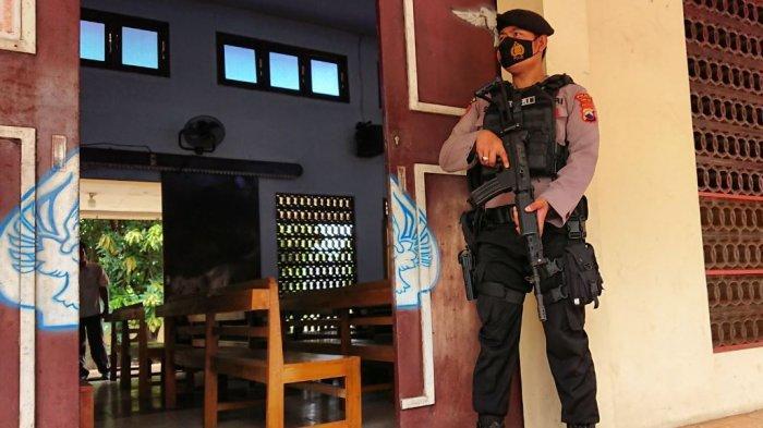 32 Gereja di Pemalang Dijaga Petugas Selama Empat Hari, Kompol Andi: Petugas Gabungan Patroli