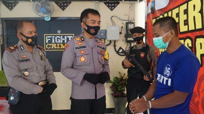 Ketahuan Jual Perhiasan Curian di Toko Emas, MSB Warga Purbalingga Dibekuk Polisi
