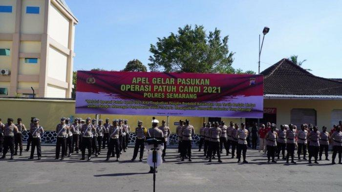 Gelar Operasi Patuh Candi 2021, Kasat Lantas Polres Semarang Tegaskan Tidak Ada Penilangan