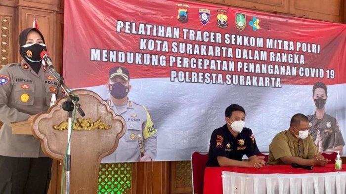 PolrestaSolo Bentuk Ratusan Tenaga Sukarelawan Tracer
