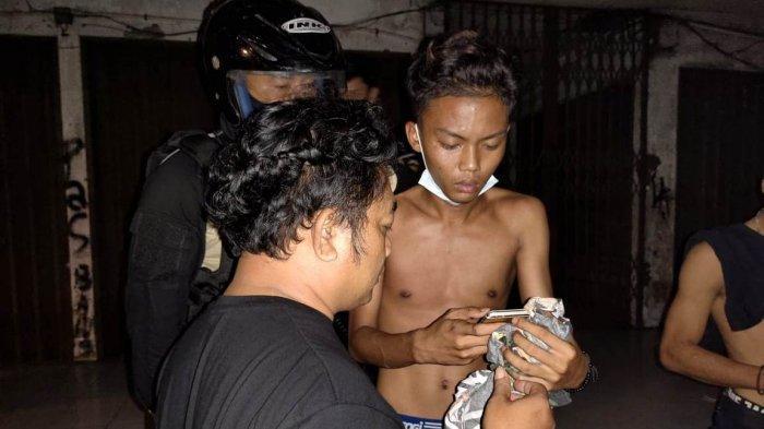 Polrestabes Semarang Amankan Pelaku yang Hendak Tawuran dengan Pemilik Kafe di Dargo