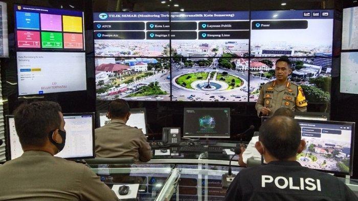 Mengenal Aplikasi LIBAS & Command Center Polrestabes Semarang, Layanan Berbasis IT