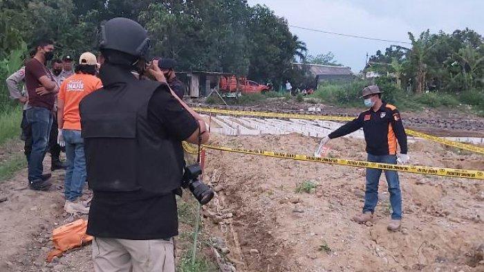 Buruh Bangunan di Semarang Temukan Mortir Aktif, Diduga Peninggalan Belanda