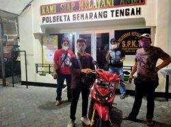 Wahyu Bikin Geger karena Motor Hilang di Kota Lama Semarang, Setelah Lapor Polisi Ketahuan Sebabnya