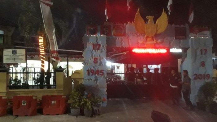 UPDATE Aksi Terorisme di Surabaya, Ada Logo ISIS di Tas Pelaku Saat Bacok Anggota Polsek Wonokromo