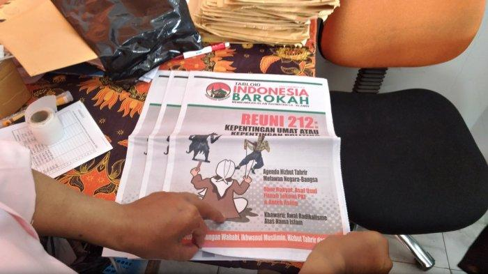 Pengiriman Tabloid Indonesia Barokah Ditunda, PT Pos Indonesia: Tunggu Hasil Kajian Bawaslu