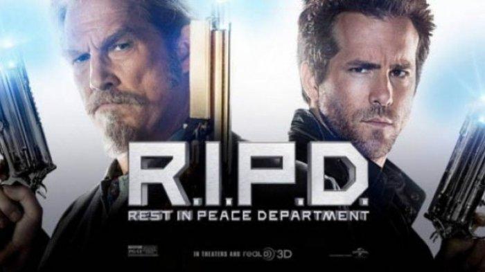 Sinopsis RIPD Big Movies GTV Malam Ini, Tayang Jam 21.30 WIB