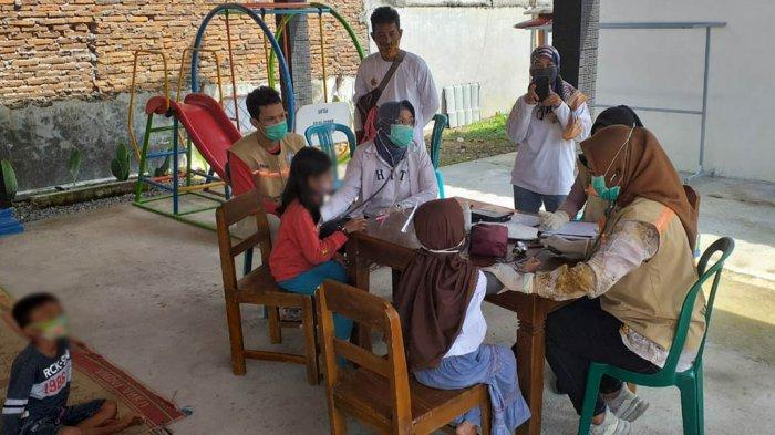Yayasan Spasi Lakukan Posyandu ODHA di Sragen