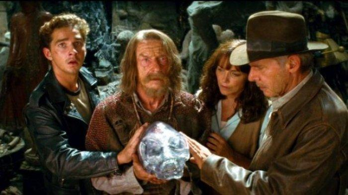 Sinopsis Indiana Jones and the Kingdom of Crystal Skull Bioskop Trans TV Malam Ini Jam 23.00 WIB