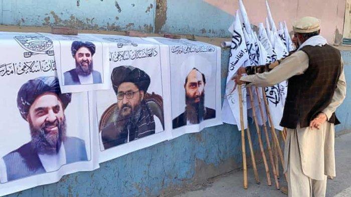 2 Petinggi Taliban Menghilang Seusai Ribut Bagi-bagi Kursi Kabinet Afghanistan, Dirumorkan Tewas