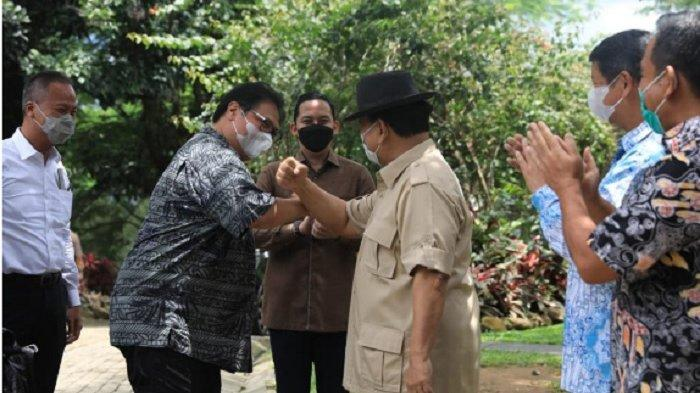 Berdasarkan Kompetensi, Natalius Pigai Sebut Hanya Prabowo dan Airlangga yang PantasNyapres di 2024