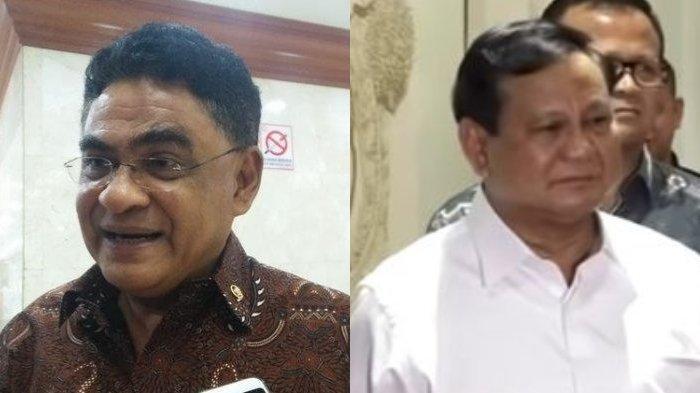 Prabowo Akan Dicopot Jika Tidak Serius, Politisi PDIP Andreas Hugo Pariera Ungkap Hal Ini