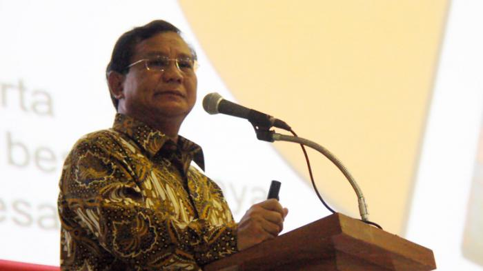 Pidato Prabowo di Boyolali: Seharusnya Kami Pensiun