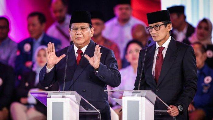 Sudirman Said: Saat Latihan Debat, Prabowo Tirukan Cara Pidato Pak Harto