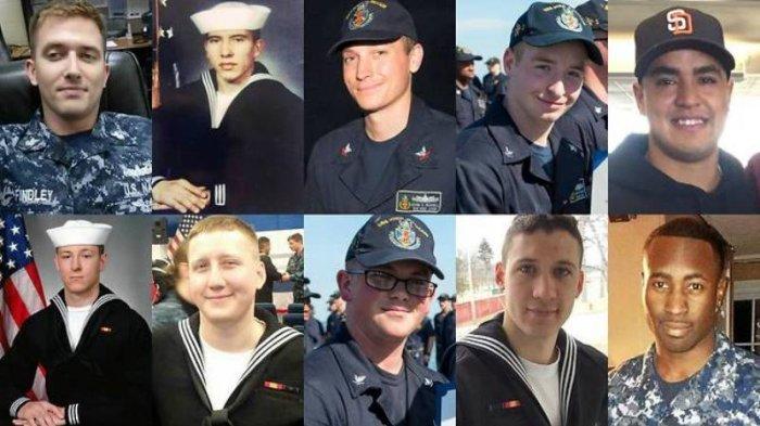 Ingat Peristiwa Kapal Perang Tabrak Tanker di Selat Malaka? 10 Marinir Amerika Ditemukan Tewas