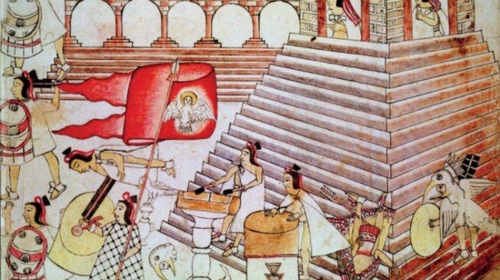 Ilmuwan Ungkap Bangsa Aztec Pernah Korbankan dan Makan 1 Detasemen MiliterSpanyolyang Tertangkap