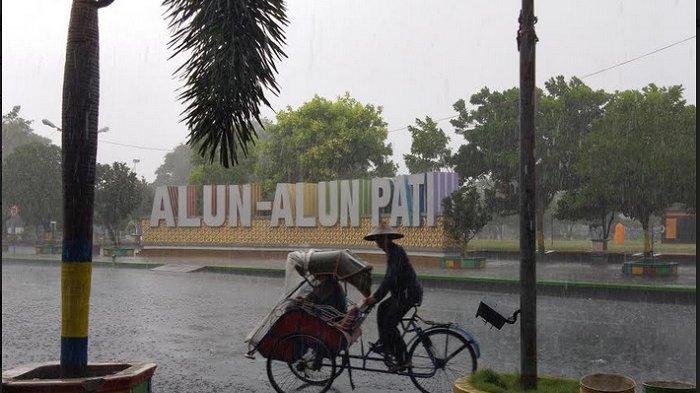 Prakiraan Cuaca BMKG Pati Jumat 25 Desember 2020 Diguyur Hujan Malam Hari